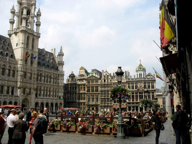 La Grand-Place, le cœur de Bruxelles