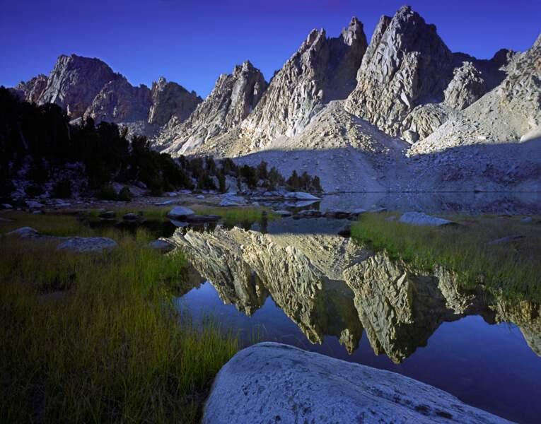 Le parc national de Kings Canyon