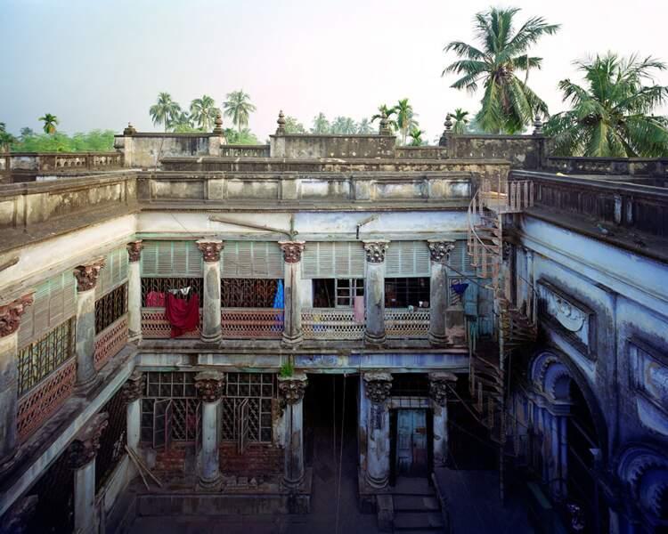 Maison privée, Chandernagor, vers 1741, Inde