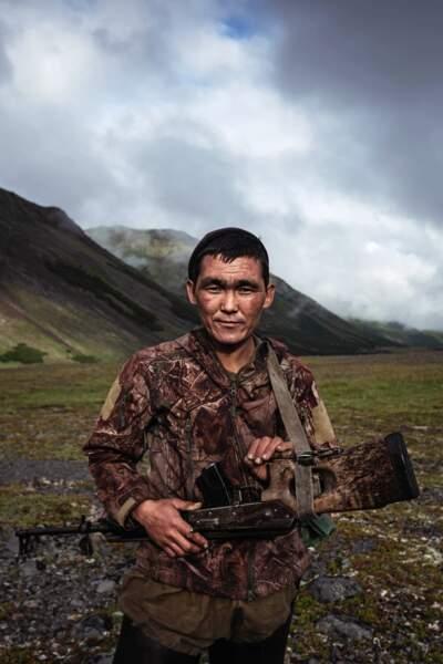 Kola, éleveur de rennes