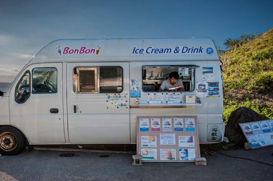 Ice Cream & Drink