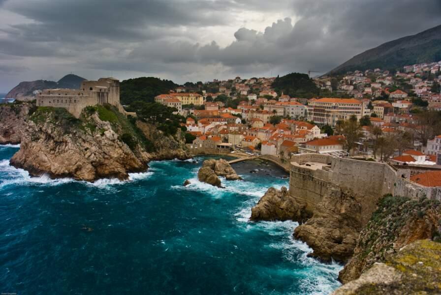 Dubrovnik, en Croatie : Port-Réal (King's Landing)