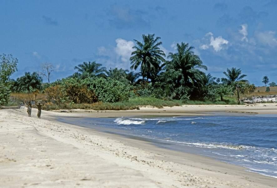 Site historique de la traite négrière : la Baie de Loango au Congo
