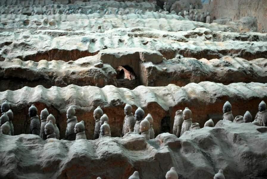 Photo prise en Chine par le GEOnaute : marie rolland