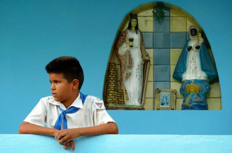 Photo prise à Cuba par le GEOnaute : ichauvel