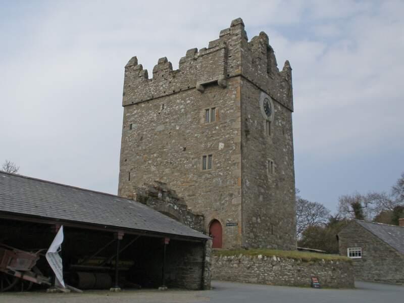 Castle Ward, en Irlande du Nord : Winterfell