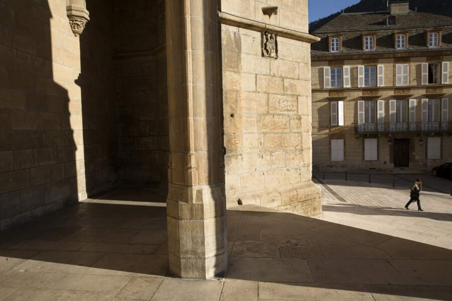 La cathédrale Notre-Dame-et-Saint-Privat de Mende