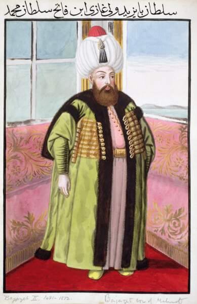 Bayezid II (1447-1512) : le complot fut au cœur de sa politique