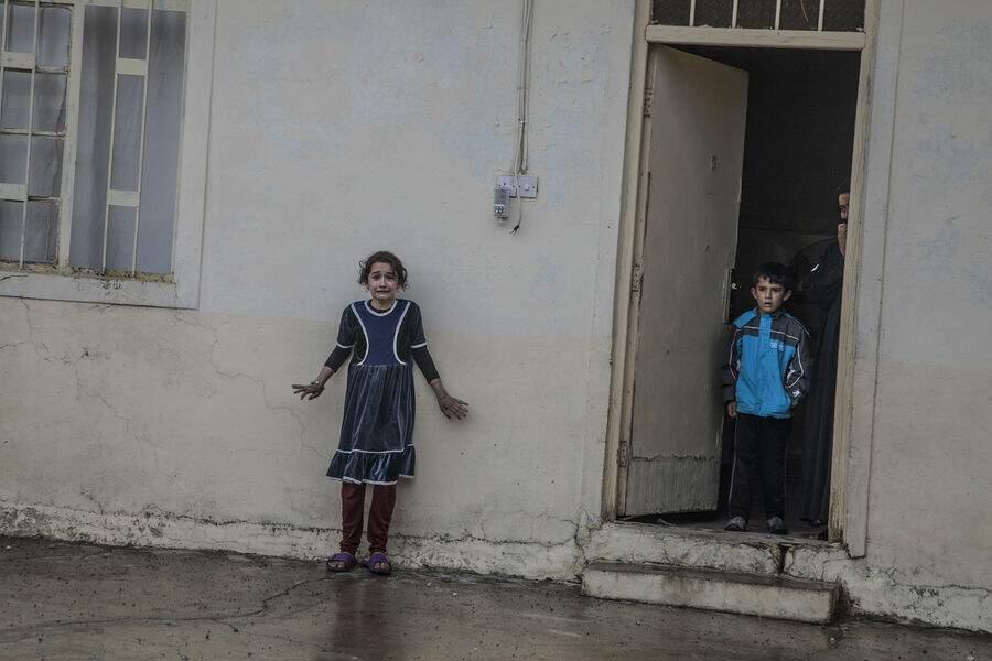 """""""Offensive à Mossoul"""" - Informations générales, 1er prix (catégorie Image unique)"""
