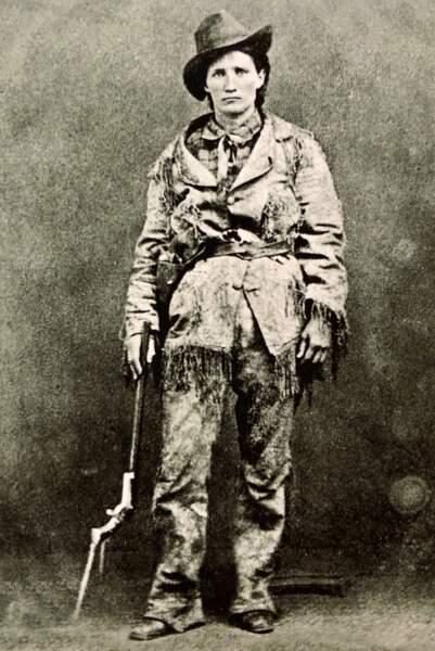 Calamity Jane : une femme rebelle éprise d'indépendance