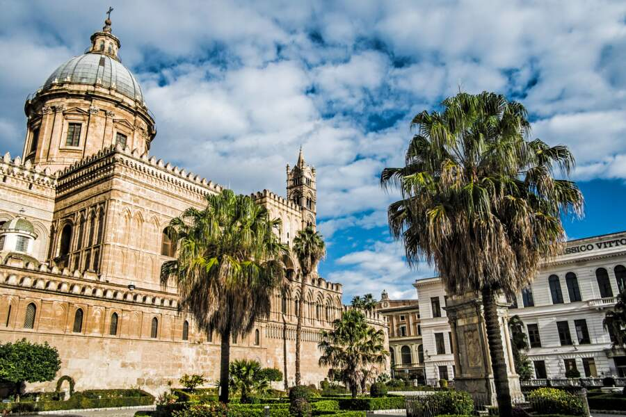 Palerme, capitale de la Sicile