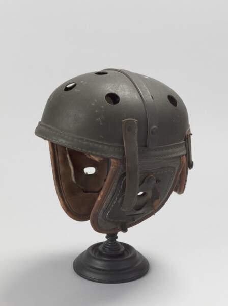 Casque tankiste américain, entre 1934-1944
