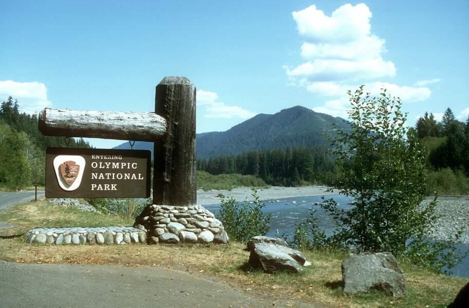 Le parc national Olympique