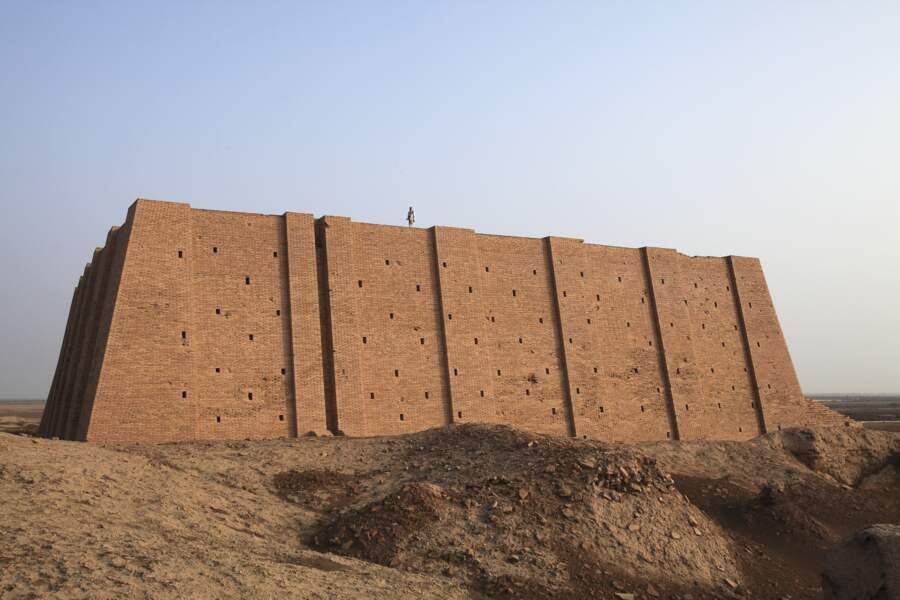 À Our, une des ziggourats les mieux conservées