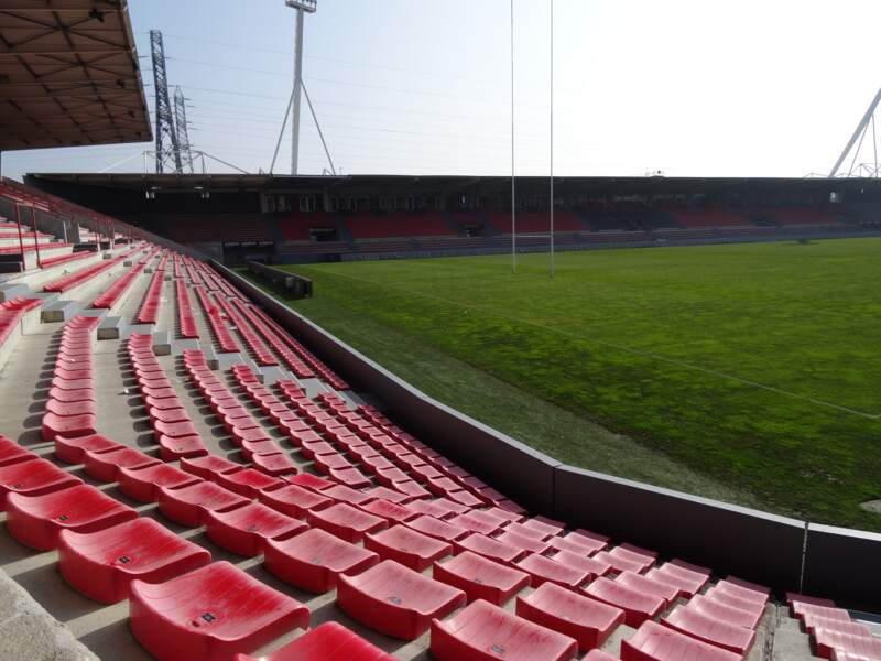 Toulouse, terre de rugby à Ernest-Wallon