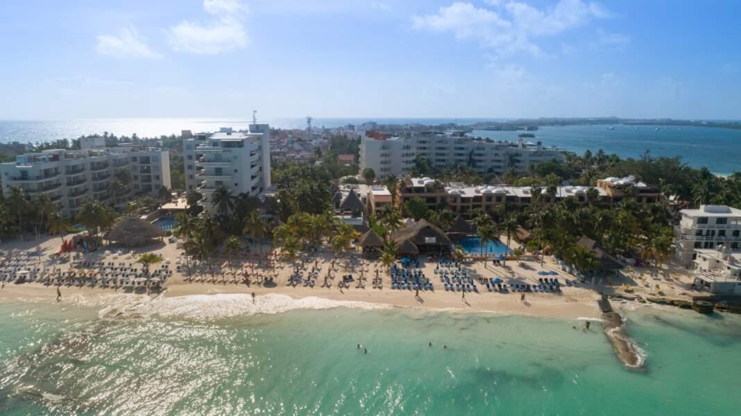 9 - Playa Norte, Isla Mujeres, Mexique