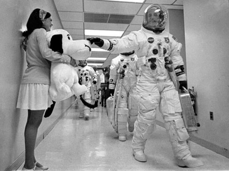 Apollo 10 : vol spatial et noms d'oiseaux