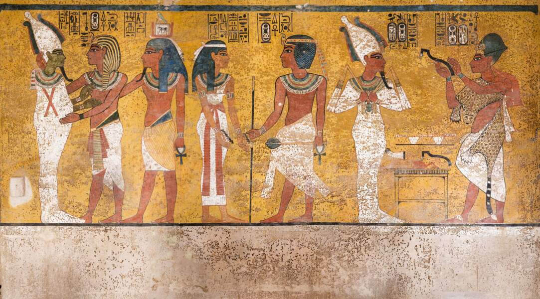 Un pharaon qui continue de fasciner