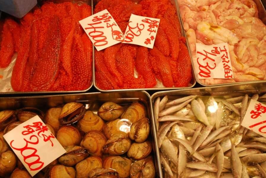Marché de Tsukiji, par Lionel Teixiso