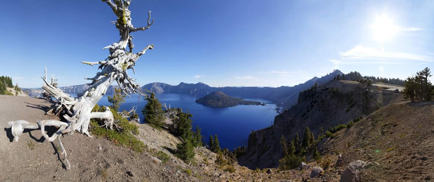 Le parc national de Crater Lake