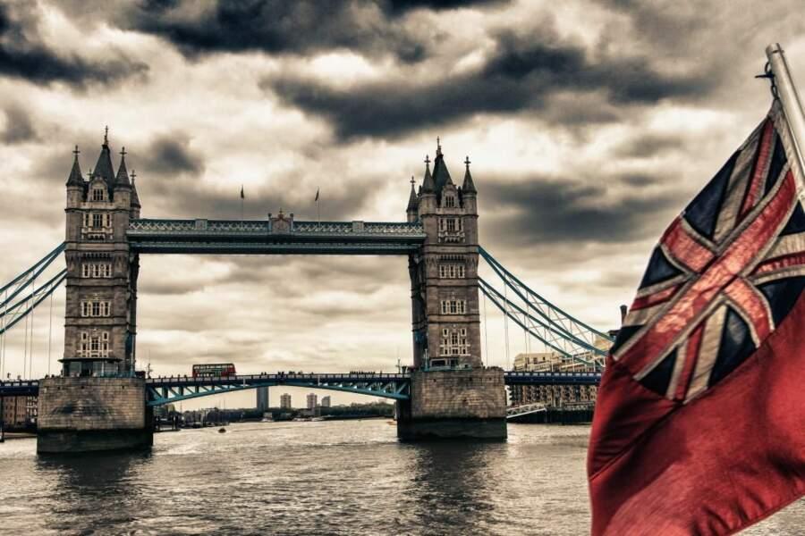 Photo prise à Londres (Grande-Bretagne) par le GEOnaute : nat77