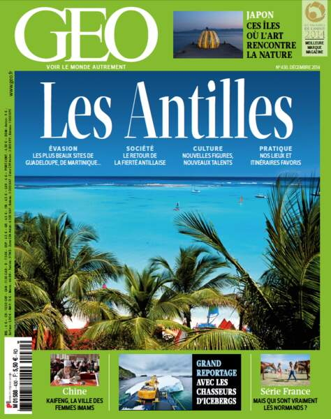 ... Et retrouvez l'intégralité de ce reportage dans le magazine GEO n°430 (déc. 2014)