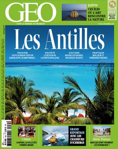 Un reportage à découvrir dans le magazine GEO