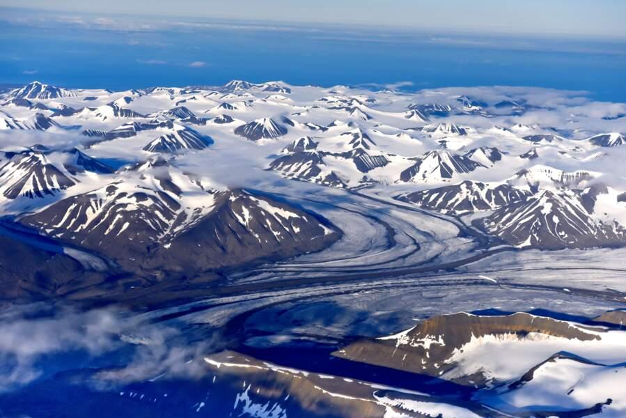 Banlieue du pôle nord