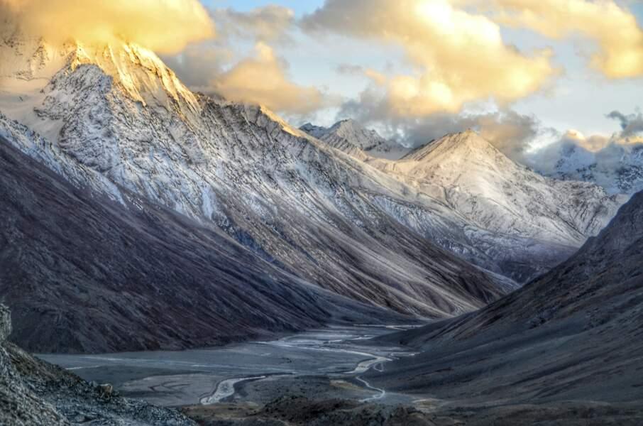 La chaîne de l'Himalaya et l'Himachal Pradesh, pour les randonneurs aguerris