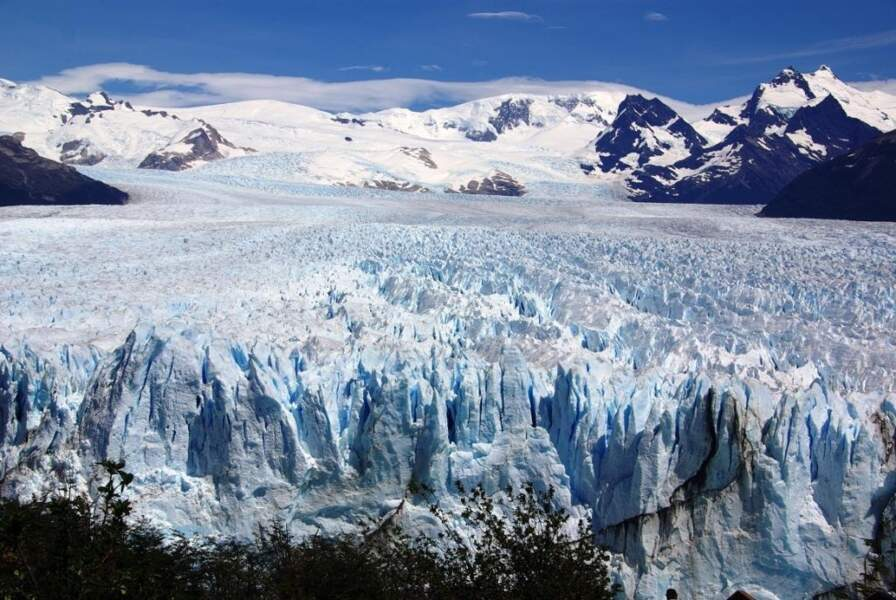Le glacier de Perito Moreno, en Argentine, par Karin Menage