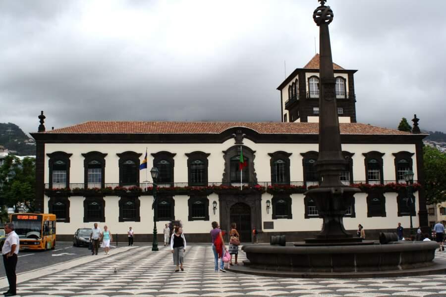 Le cœur historique de la capitale Funchal