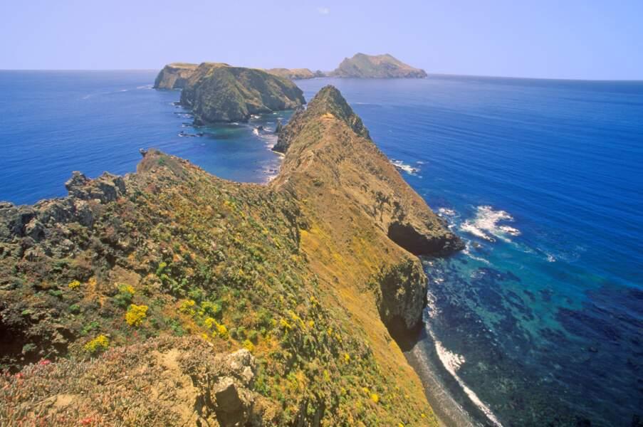 Le parc national de Channel Islands