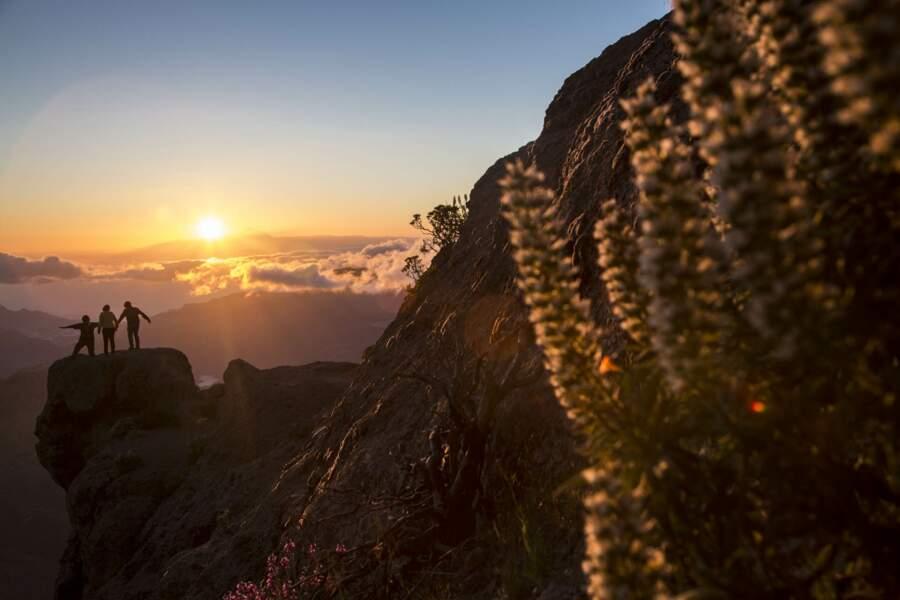 Un sommet sacré sur Gran Canaria
