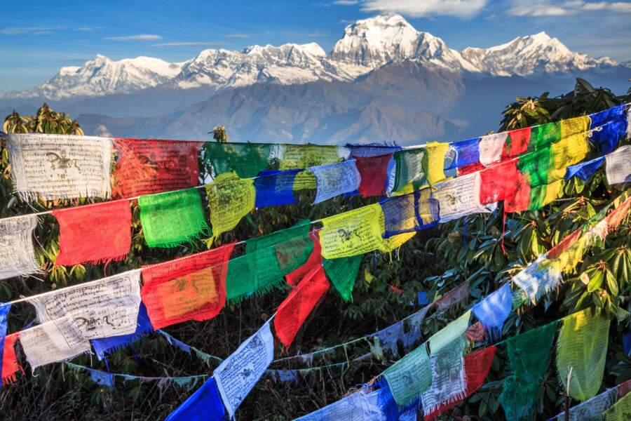 NEPAL : un an après le séisme, l'espoir du tourisme