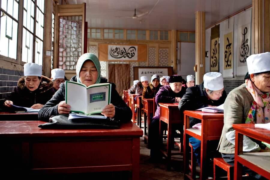 Une majorité de femmes à l'école coranique