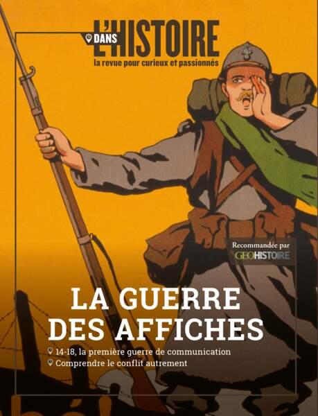 Dans l'Histoire : la guerre des affiches