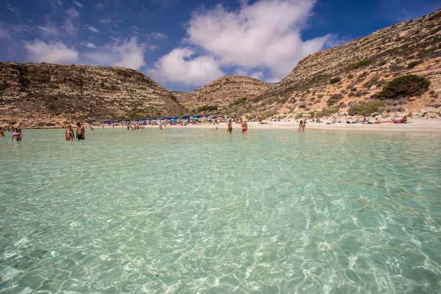 7 - Spiaggia dei Conigli, Lampedusa, Sicile
