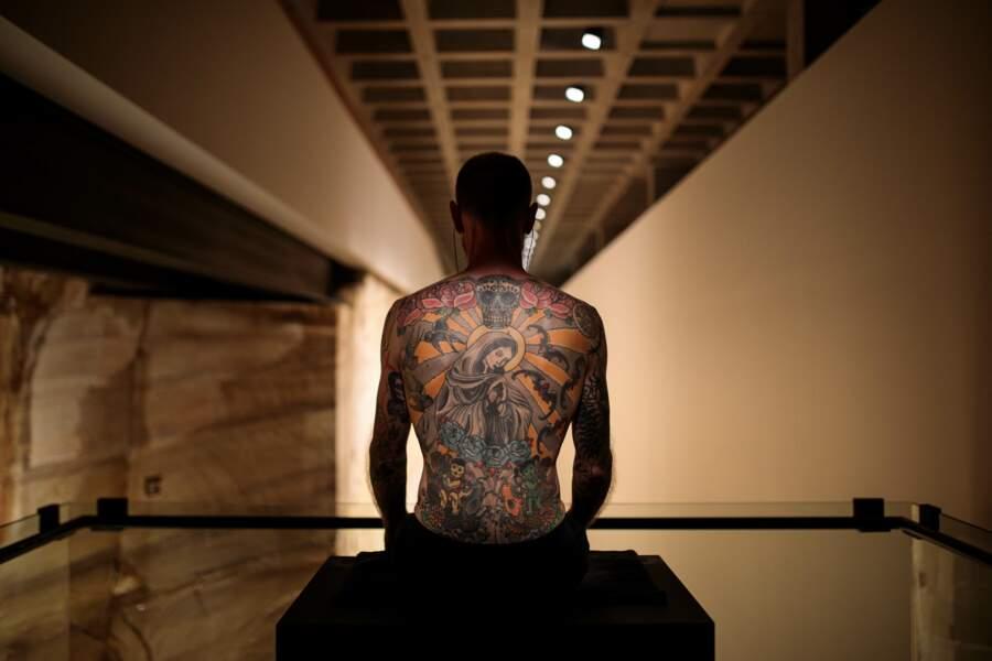 Un tatouage pour l'éternité