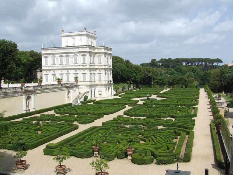 Les parcs romains