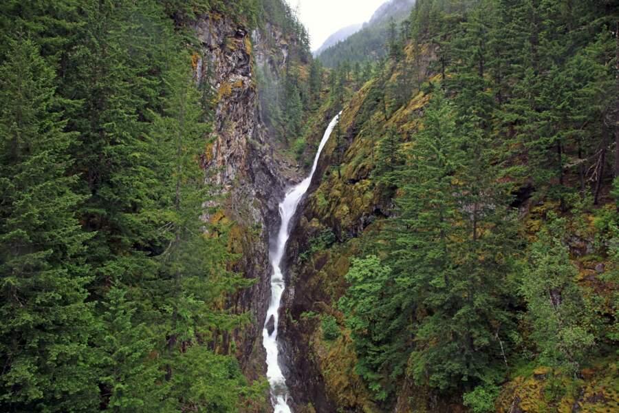 Le parc national de North Cascades