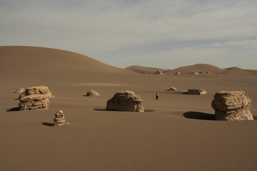 De la roche, du sable, du vent
