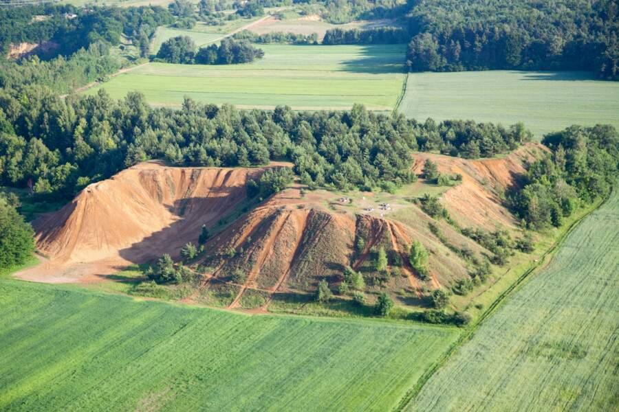 Mine de plomb, argent et zinc de Tarnowskie Góry et son système de gestion hydraulique souterrain, en Pologne