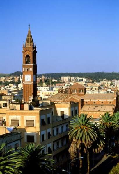 Asmara, en Erythrée