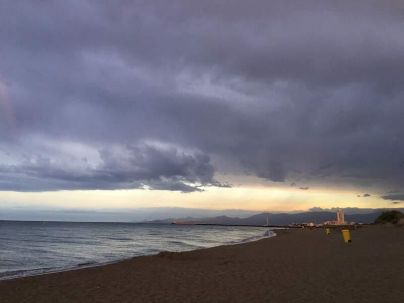 Les plages du Canet-en-Roussillon