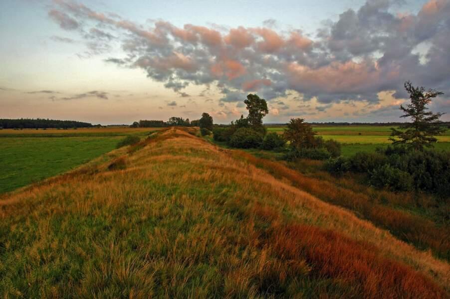 L'ensemble archéologique frontalier de Hedeby et du Danevirke, en Allemagne