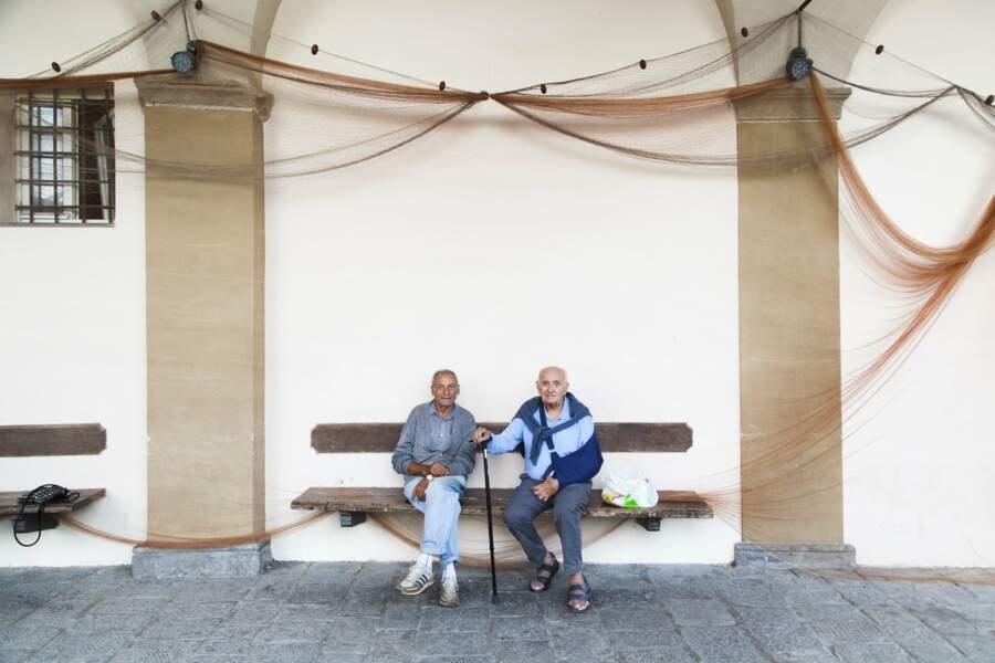 La place Garibaldi, à Monterosso