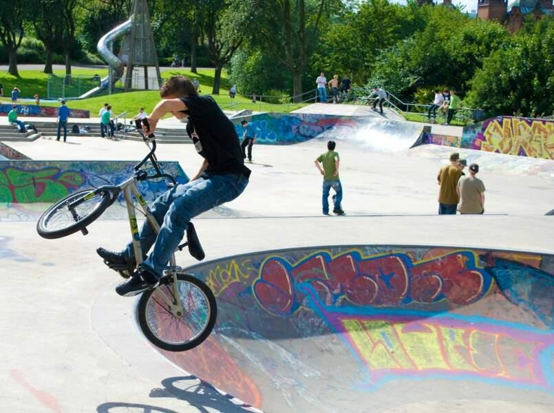 Le parc de Kelvingrove