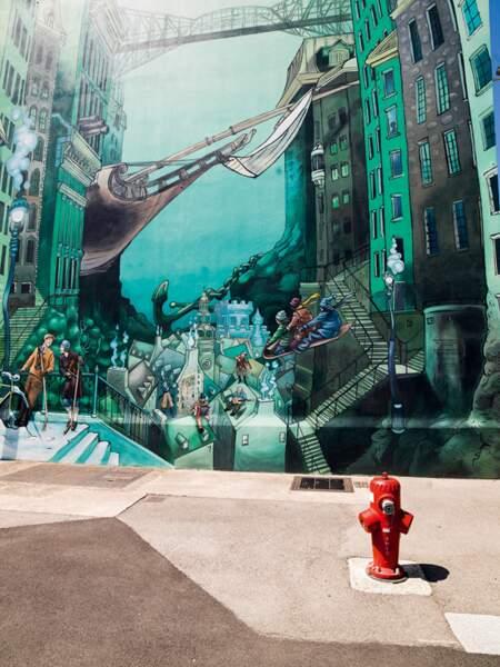 Le Musée urbain Tony Garnier