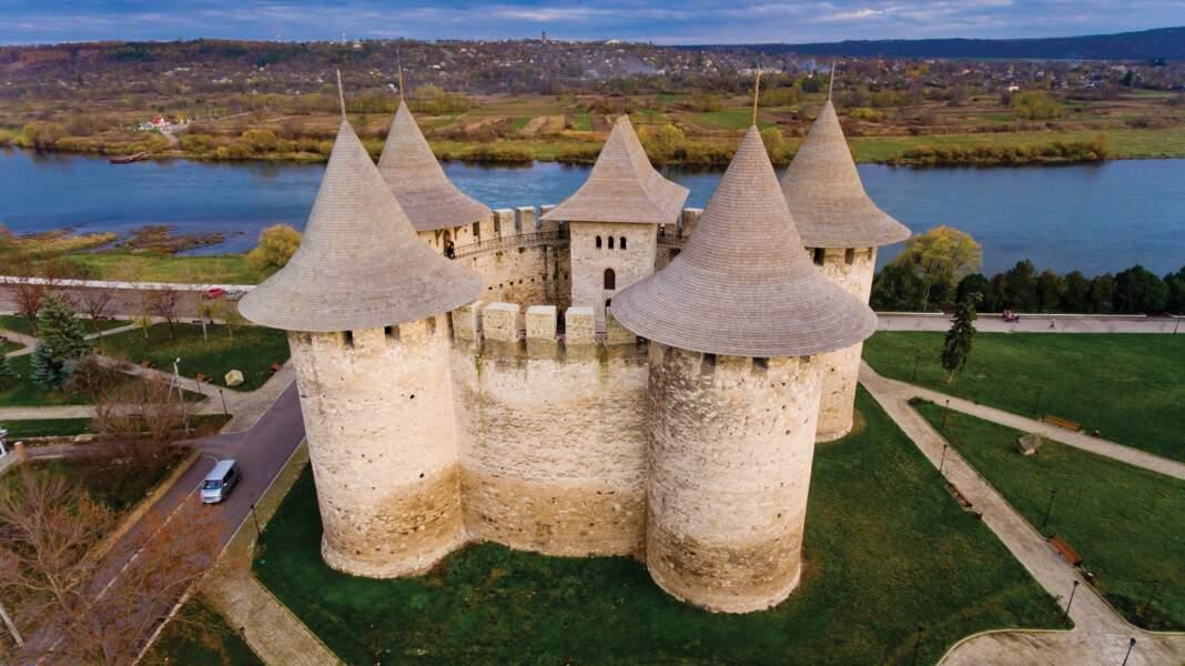 Forteresse de Soroca, Moldavie