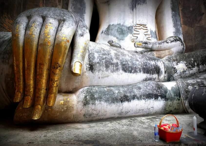 Photo prise à Sukhothaï (Thaïlande), par voyaj'heur33000